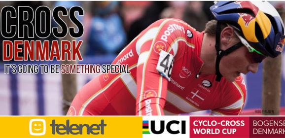 World Cup afd i cyklecross kommer til Bogense den 19. november 2017
